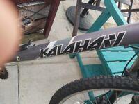 KALAHARI RACING MOUNTAIN BIKE - ALLOY
