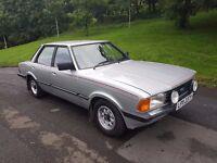 1983 ford cortina crusader 1.6 very clean