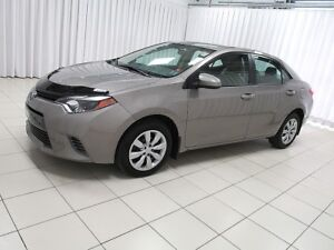 2016 Toyota Corolla DONT MISS THIS INCREDIBLE DEAL! LOW KMS LE S