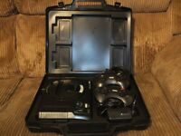 Sega Megadrive complete with an original carry case, 14 games and 2 controllers.