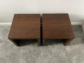 Next side tables. Set of 2