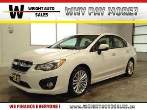 2013 Subaru Impreza LIMITED| AWD| LEATHER| SUNROOF| BLUETOOTH| 7