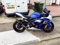 Gsxr 1000.. low miles ..fully loaded .. not r1 zx10 BMW RR cbr