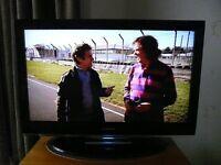 "37 "" LCD Samsung TV"