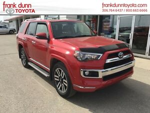 2016 Toyota 4Runner Limited Edition 4WD **Demo, Save $4600**