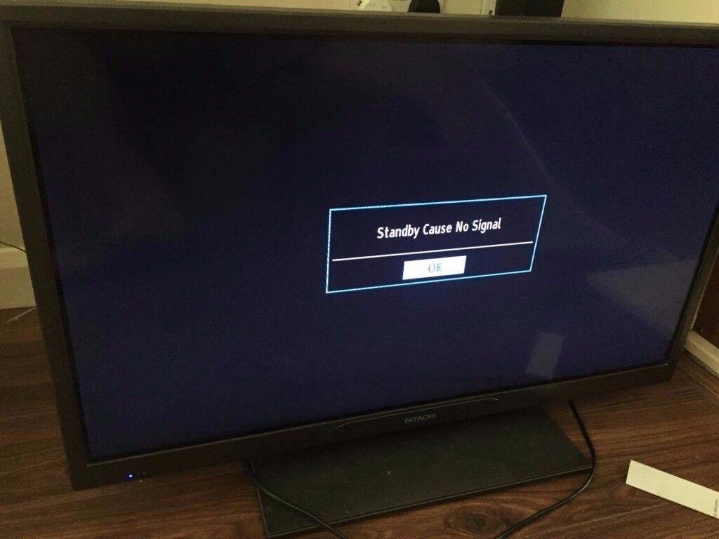 32 inch Hitachi 32HXC05U TV