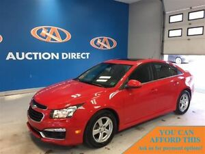 2015 Chevrolet Cruze RS SUNROOF! FINANCE NOW!