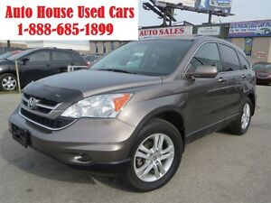 2010 Honda CR-V EX-L, Leather,Sunroof, AWD