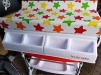 Bonito bebe baby changing table