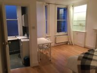 SPACIOUS EN-SUITE ROOM AVAILABLE IN A HEART OF CHELSEA
