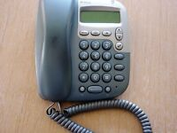 BT CORDED TELEPHONE with ANSWERING MACHINE