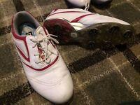 FootJoy Ladies Sport Golf Shoes - UK 6