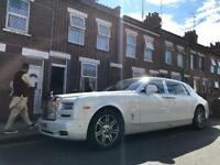 Wedding Car Hire Rolls Royce Hummer Limousine
