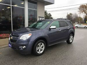 2013 Chevrolet Equinox 2LT Leather Power Liftgate Safety Package Windsor Region Ontario image 1