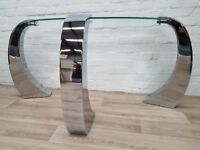 Modern Console Table (DELIVERY AVAILABLE)