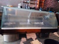 Zoin Sandy Patisserie Chilled Display Counter 2500(w)mm