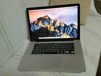 Macbook Pro 2010. Core i7. 8gb ram. 500gb hdd