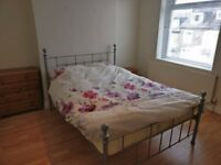 Spacious double and single bed with all bills included