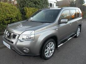 Nissan X Trail 2.0 dCi N-Tec+ 5dr (twilight grey) 2013