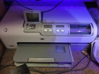 HP photosmart D7100 printer full working order