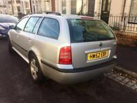 Turbo 4x4 Skoda Octavia 1.8 Estate
