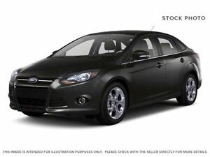 2012 Ford Focus SEL * Leather * Local Trade *