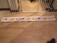 Ikea all round cot bumper