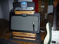 Mesa Boogie Transatlantic TA 30 & matching 2x12 cab & custom made wood stand