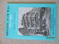 Reece Winstone - 2nd edition - Bristol as it was - 1874 - 1866