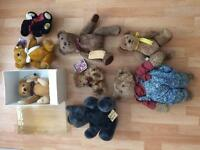 Teddy Bear Collection inc. Merrythought