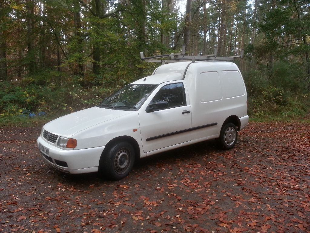 Roof Rack For Mk2 Volkswagen Caddy Or Seat Inca In Nairn