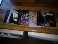 Paul Rodgers free bad company Robert plant cds