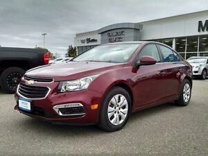 2016 Chevrolet Cruze Limited Sdn LT w/1LT