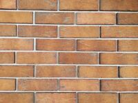 BRICK TILES SAHARA Red/Yellow and black flamed colour 710,