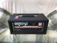 ORANGE DUAL DARK 100 AMP HEAD - IMMACULATE CONDITION!