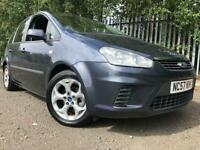 Ford C-Max 1.6 Petrol Year Mot Low Miles Drives Great Cheap To Run And Insure !