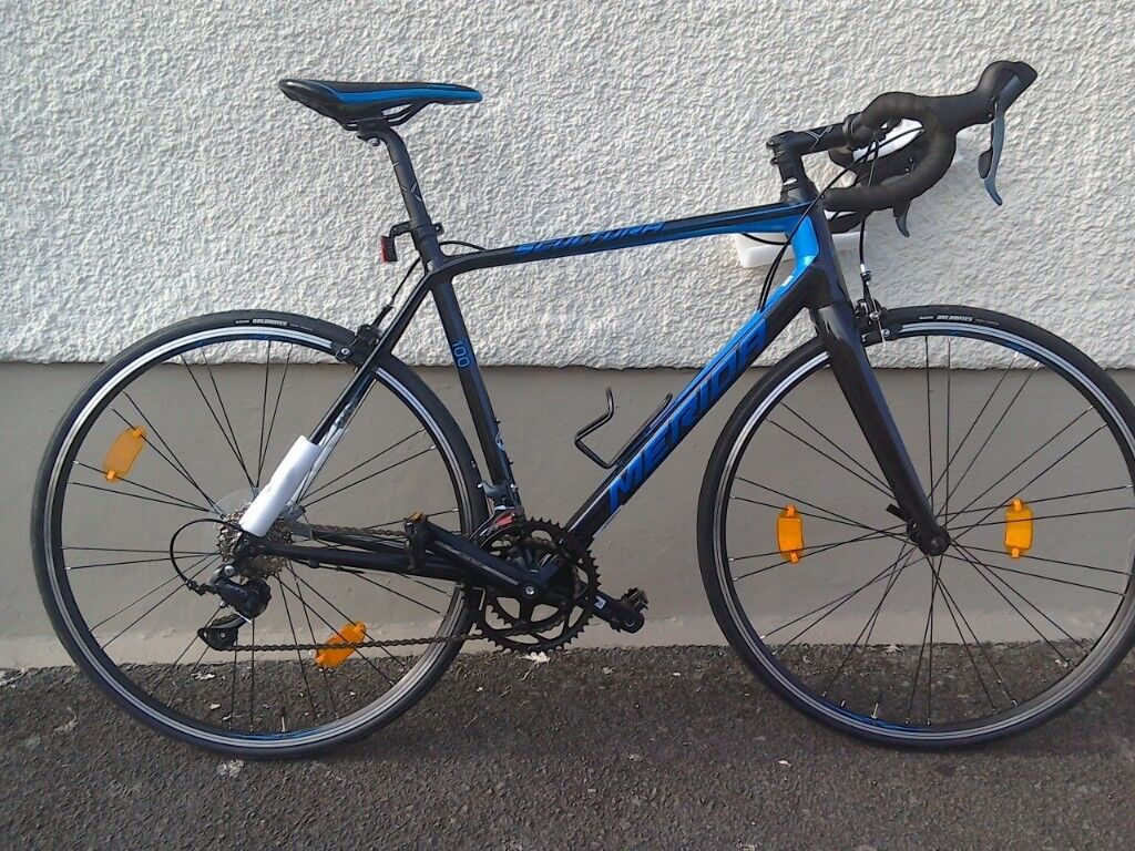 Merida Scultura 100 Blue/Black Bike, Aluminium Frame | in Maesteg, Bridgend  | Gumtree