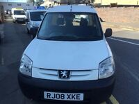 PEUGEOT PARTNER 1.6HDI 2008/08REG 150K PX TO SELL £750
