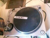 Reloop RP 6000 MK-5 Direct Drive DJ Turntable