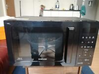 Samsung CE107V-B Combi Microwave Oven 900 Watts - Great Condition