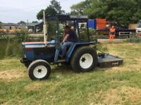 compact tractor WANTED