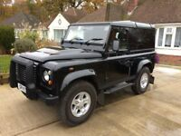 Land Rover Defender 90 Hard Top 2401cc, 2011 - 67,000 miles