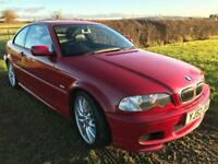 BMW 325Ci Sport Coupe - Rare Colour Combo - Long MOT