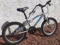 """18"""" boy bike - Dawes Blowfish - aluminium frame"""