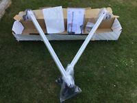VW CADDY GENUINE ROOF BARS ,BRAND NEW