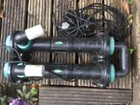 Blagdon Professional Green Water UV Clarifer - Spares or repairs