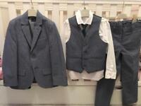 Boys 6 years old full Next suit