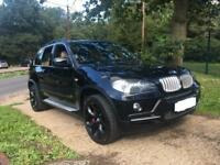 Stunning Black BMW X5 E70 SE Petrol HPI Clear Fully Loaded 4X4 Range Land Rover
