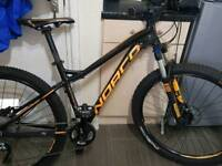 Norco charger 7.1 2015 mountain bike