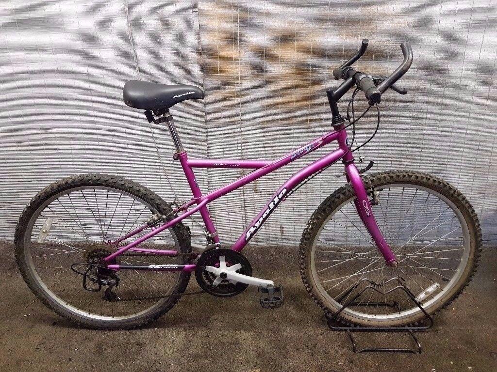 """Unisex mountain bike APOLLO SIREN Frame 18"""""""